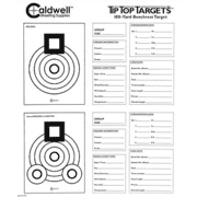 Caldwell Tip Top Target 100 and 200 yd Benchrest