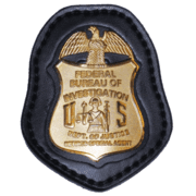 DeSantis Recessed Badge Holder - Style U22 U22BZH1Z0