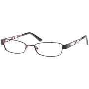 Exces Eyeglasses 3071 with No-Line Progressive Rx Prescription Lenses