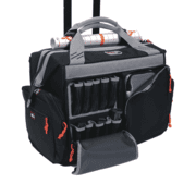 GPS Wild About Hunting Large Rolling Range Bag GPS-2215RB