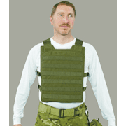 BlackWater Gear IO Hard Armor Plate Carrier Vest