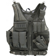 Leapers Tactical Scenario Vest - Light Material For A Sportier Look PVC-V568BT