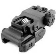 Samson A.R.M.S. #40L Flip Up Rear Sight (Low) and #40L-SP Plane Dual Aperture