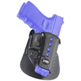 Fobus Roto E2 Paddle Holster - Fits Glock 17 19 22 23 31 32 34 35, Walther  PK 380 GL2E2RP