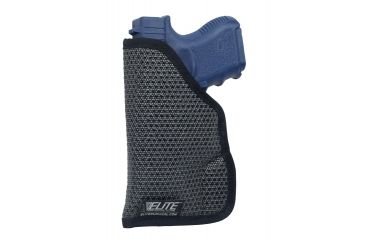 Elite Survival Systems Mainstay Clipless IWB/Pocket Holster, Ambidextrous