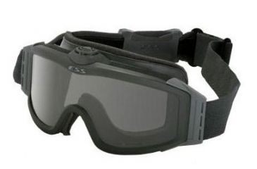 2e3924eb666 ESS Profile TurboFan Military Tactical Goggles - Black Frame