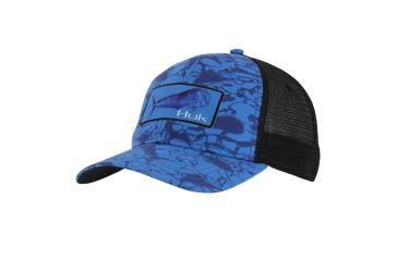 be5857b6c6169 HUK Performance Fishing 262S KScott Mahi Patch Trucker Hat