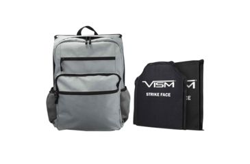 1ebb693163 NcSTAR VISM GuardianPack Backpack with Front Rear Compartments for Soft  Body Armor