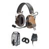 3M Peltor ComTac III A-C-H Headband Kits Single Comm Headsets