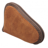 Allen Suede Leather Pistol Case 11 Inch Rust 75-11