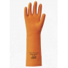 Ansell Healthcare Tan Rubber Premium Gloves, Ansell 115601