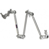 Avenger Articulated Arm With Snap-In Hexagonal End D306