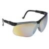 Uvex Genesis Protective Eyewear, S3210X Black Frame