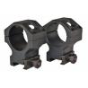 Barrett Zero-Gap Scope Rings Ultra High 1.4 Inch 34mm Matte 66869