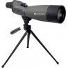 Barska 20-60x70 Blackhawk Spotting Scope - Waterproof Straight Spotting Scope w/ Tripod, Soft & Hard Cases - AD10528