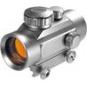 Barska 30mm Red Dot Scope, Silver AC11086