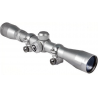 Barska 4x32 Plinker-22 Riflescopes, Silver Finish - AC1004 Rifle scope