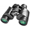 Barska 7-20x35 Escape Zoom Binoculars - Porro, Multi-Coated, Green Lens AB11048