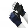 Beretta Half Finger Navy Blue Shooting Gloves