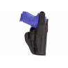 Bianchi 7120 AccuMold Defender Duty Holster - Black, Right Hand 19300