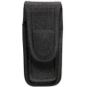 Bianchi 7303 AccuMold Single Mag/Knife Pouch - Black, Hidden 18199