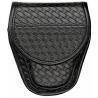 Bianchi 7900 Covered Cuff Case - Basket Black, Chrome 22065
