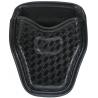 Bianchi 7934 Open Cuff Case - Plain Black 22965