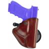 Bianchi 83 PaddleLok holster- Plain Black 23225