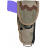Bianchi UM84II Universal Military holster- 3 Color Day Desert Camo 22633