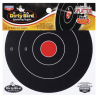 Birchwood Casey Dirty Bird Splattering Targets 12 Inch Bullseye Package of 12 35012