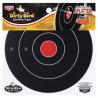 Birchwood Casey Dirty Bird Splattering Targets 12 Inch Bullseye