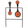 Birchwood Casey Duplex Spinner Target For .22 Rimfire and Airguns 46422