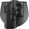 BlackHawk CQC SERPA Holster (Matte Finish w/Beltloop & Paddle)