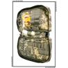 BlackHawk S.T.O.M.P. Medical Pack Accessory Pouch (Blue Handle) - Black 60SAP2BK