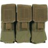 BlackHawk S.T.R.I.K.E. Gen-4 MOLLE System M4 Triple Mag Pouch, Size 149
