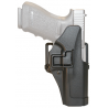 BlackHawk SERPA CQC Holster Fits Glock 42 Matte Black Left Hand 410567BK-L