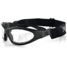 Bobster Action Eyewear GXR Black Frame Sunglasses - Goggles