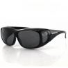 Bobster Condor OTG Sunglass with Smoke Anti-fog Lens