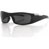 Bobster Solstice Eyewear with Smoke Polarized Lenses