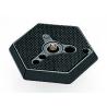 Manfrotto Bogen 030-14 Hexagonal Quick-Release Plate