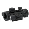 BSA Optics Stealth Series Red Dot Flashlight & Laser w/Black Matte Finish STSRD30LL