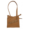Bulldog Cases Cross Body Series Concealed Carry Purse Tan BDP-032