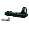C-MORE Slide Ride Red Dot Sight w/ Click Switch