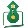 Champion Traps and Targets Double Reaction Metal Spinner Target