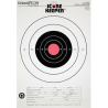 Champion Traps and Targets Fluorescent Orange Bull