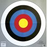 Champion Target BullsEye 24inch Target - 2/pk