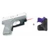 Crimson Trace Front Activation Compact Laser Guard for Kahr Fire Arms PM9, PM440. P9, P40 - LG 437