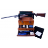 DAC Technologies Universal Gun Cleaning Kit with Wooden Toolbox - 63 Piece TBX96-W