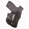DeSantis Mini Scabbard Holster - Smith & Wesson M&P Shield, Style 019