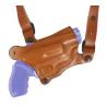 DeSantis NY Undercover Shoulder Holster for Taurus Judge PD Polymer